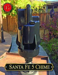 Santa Fe 5 Chime
